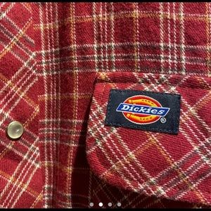 Heavy Dickies Button Up